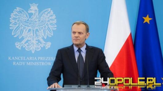 Premier Donald Tusk przyjedzie do Elektrowni Opole
