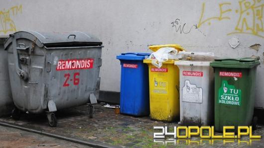 """Za 4 dni wchodzi w życie """"ustawa śmieciowa"""". Opolski ratusz spodziewa się kłopotów."""