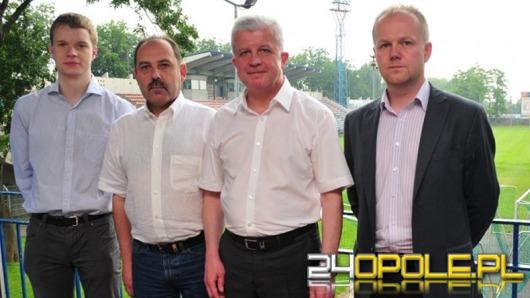 Odra Opole ma nowy zarząd i prezesa klubu