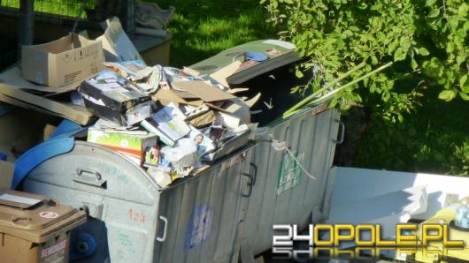 Tydzień po wejściu w życie ustawy śmieciowej. Dobrze nie jest.