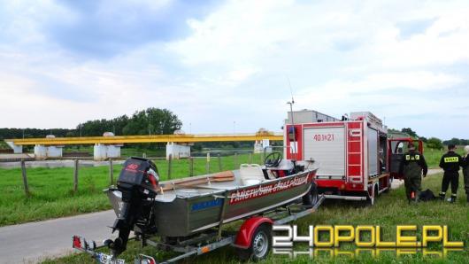 Strażacy wyłowili z Odry zwłoki mężczyzny