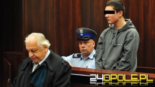 Nastolatek stanął przed sądem za zabójstwo sąsiada