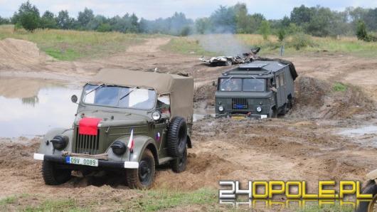 Do Winowa zjadą miłośnicy pojazdów militarnych
