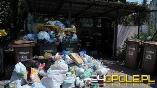 Kolejne problemy ze śmieciami. Za mało kubłów, za rzadko odbierane odpady.