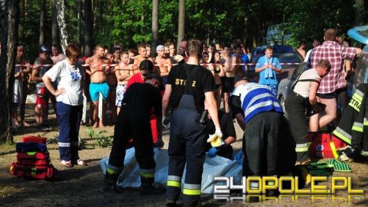Trzy osoby utonęły w niedzielę na Opolszczyźnie