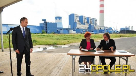 Uzgodniono dostawy węgla dla nowych bloków Elektrowni Opole