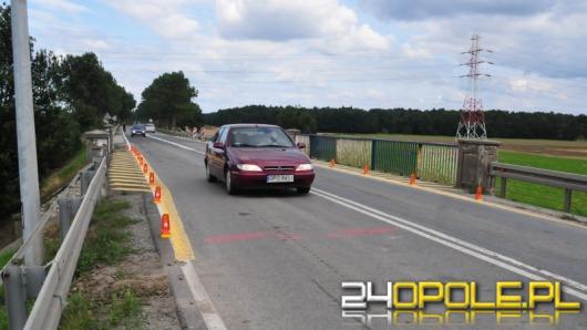 Droga Opole-Zawada jest już przejezdna
