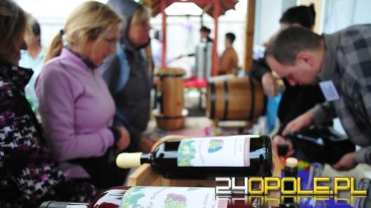 Mieszkańcy Winowa spotkali się na winobraniu