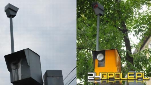 Zniszczone fotoradary w Opolu. Inspekcja Transportu Drogowego zaskoczona.