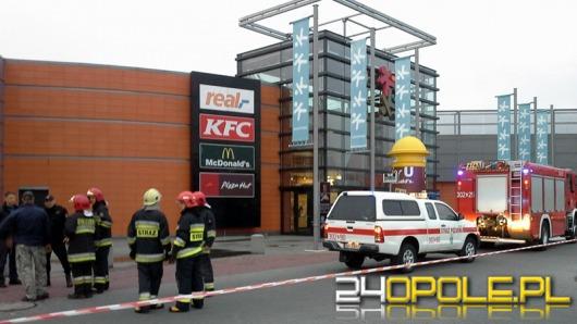 Ewakuacja restauracji McDonald's w całej Polsce