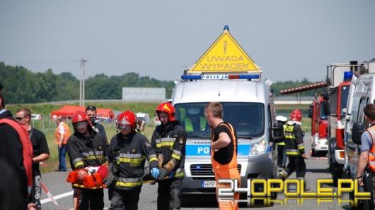 Ćwiczenia ratowników spowodują utrudnienia na A4