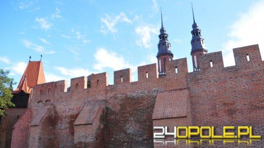 Kończy się remont zabytkowych murów przy ul. Baldego
