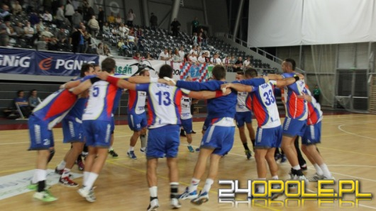 Pierwsze zwycięstwo Gwardii Opole w Superlidze