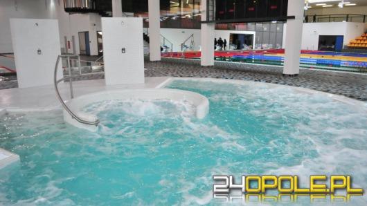 Ceny na nowej pływalni jak w Akwarium. Trwają odbiory obiektu.