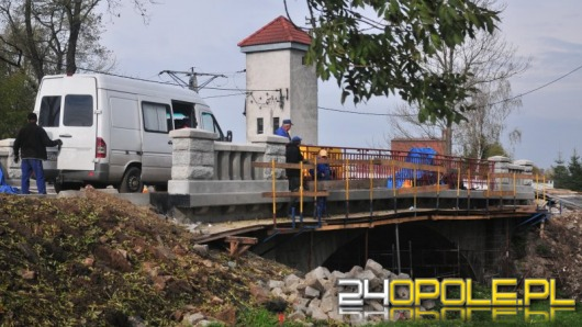 Kończy się remont mostu w Kępie