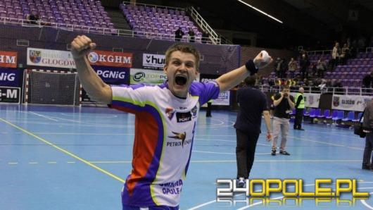 Gwardia wygrywa po dramatycznym meczu w Głogowie