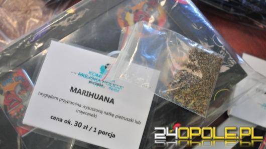 Policja i PCK szkolili nauczycieli jak rozpoznawać narkotyki