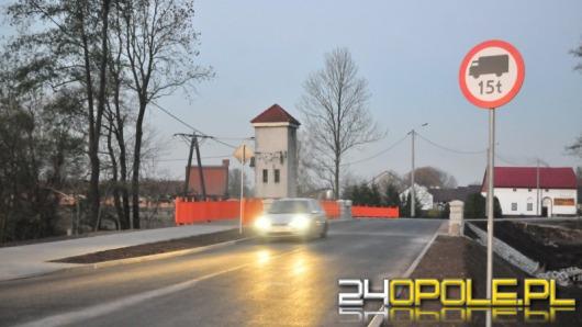 Można już przejechać mostem w Kępie