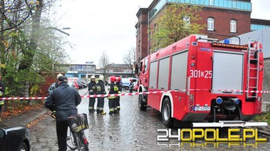 200 osób ewakuowano z Sądu Rejonowego w Opolu