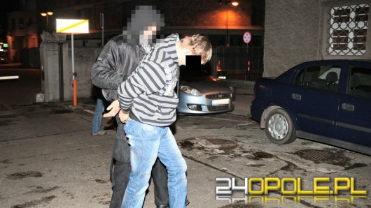 Pijany opolanin wywołał alarm bombowy w szpitalu