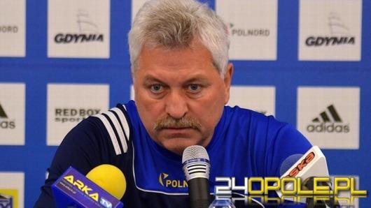 Petr Nemec nowym trenerem Odry Opole
