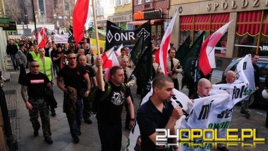 Rozłam w ONR. Opolska brygada odłączyła się od reszty.