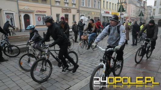 Opolscy cykliści żądają dofinansowania inwestycji rowerowych