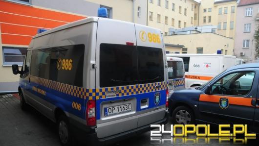 Nowy samochód Straży Miejskiej od 2 tygodni czeka na naprawę
