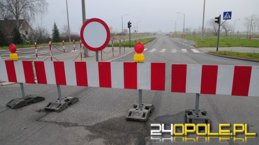 W weekend obwodnica Opola będzie zamknięta