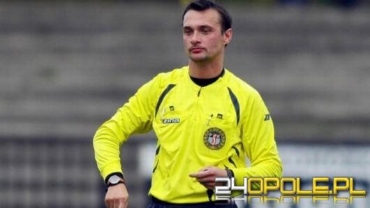 Opolski arbiter będzie sędziował w Ekstraklasie