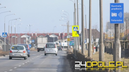 W Łosiowie powstanie odcinkowy pomiar prędkości