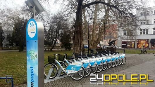 W sobotę rusza miejska wypożyczalnia rowerów