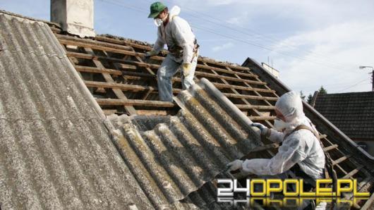 Azbest wciąż truje Opolan