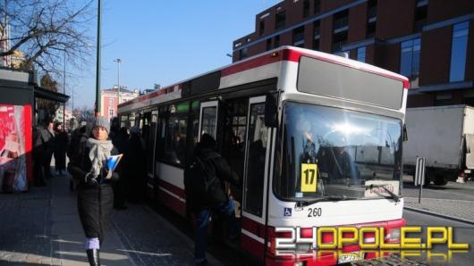 MZK Opole przewiozło w 2013 roku ponad 18,5 miliona pasażerów