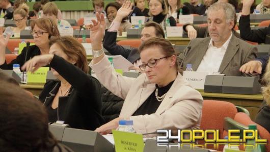 Danuta Jazłowiecka dwójką w wyborach do europarlamentu