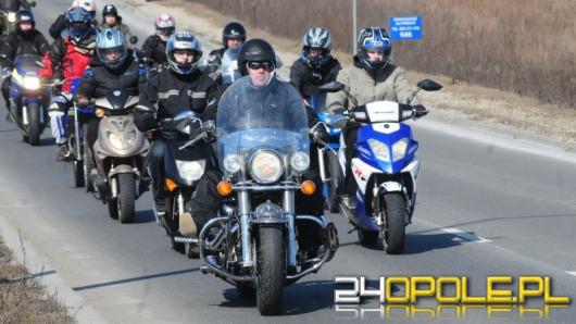 Motocykliści tradycyjnie przywitają wiosnę