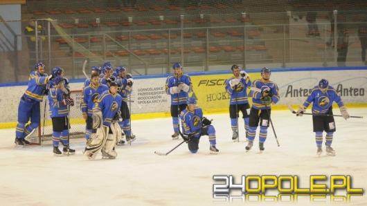 Ekstraklasa hokeja nie dla Opola. Orlik przegrał w Katowicach.