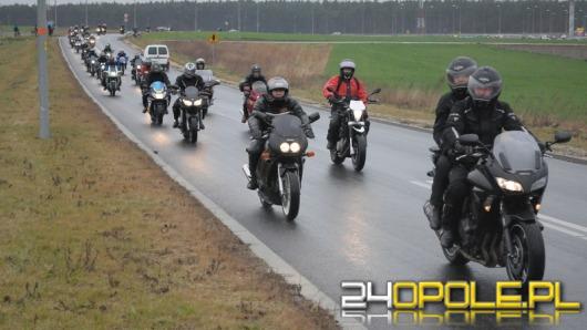 Opolscy motocykliści przywitali wiosnę