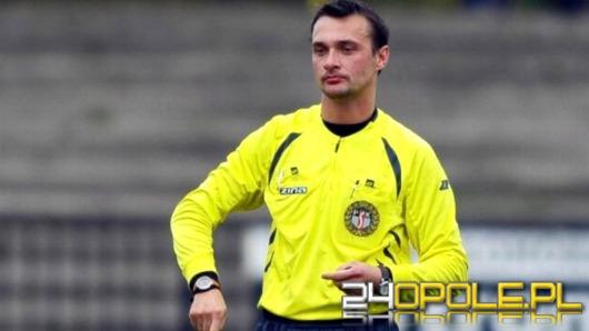 Opolski sędzia zadomowił się w Ekstraklasie