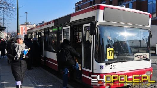 Opolska komunikacja miejska wysoko oceniona w rankingu