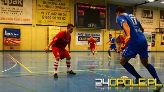 Futsalowcy z Komprachcic zwierają szeregi na I ligę