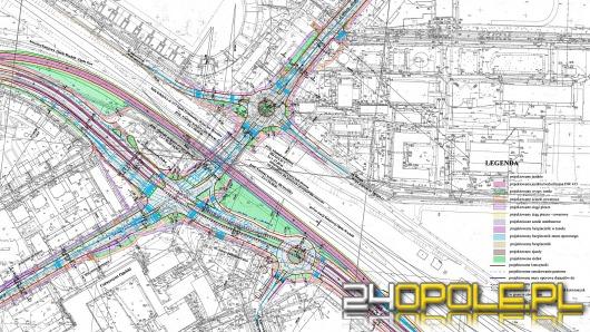 Znikną korki na Oleskiej? Zobacz koncepcję przebudowy skrzyżowania.