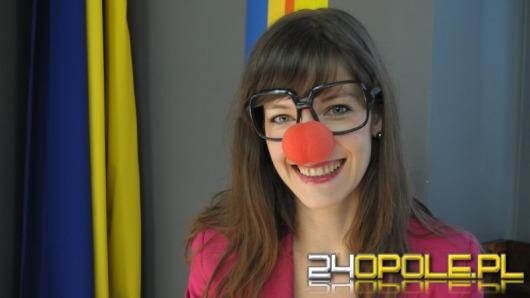 Szewerda: Czerwone nosy rozśmieszają wszystkich