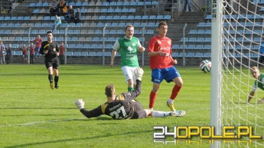 Mecz z UKP nie zachwycił, ale 3 punkty zgarnęła Odra