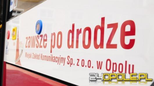 Ratusz chce poprawić nadzór nad autobusami MZK Opole