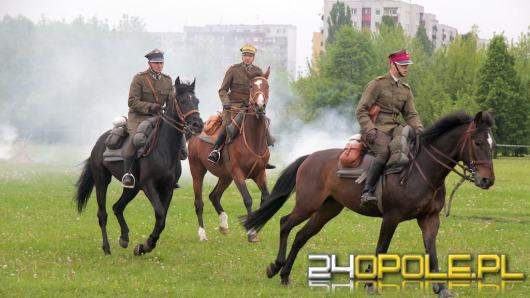 Ułani przypominają historię polskiej kawalerii