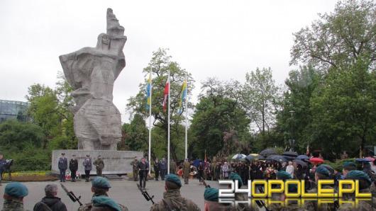 Opolanie uczcili rocznicę uchwalenia Konstytucji 3 Maja