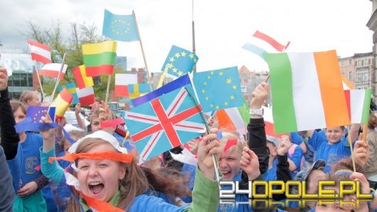 Parada 10-latków na 10 lat Polski w Unii Europejskiej