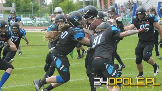 Wolverines Opole przegrali z Panthers B Wrocław