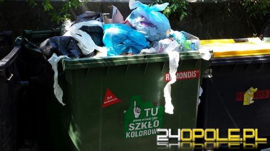 Źle segregujesz śmieci? Uważaj na czerwony trójkąt.